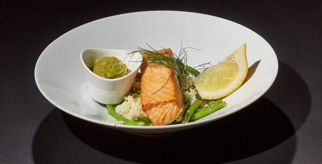 Ovenbaked Salmon