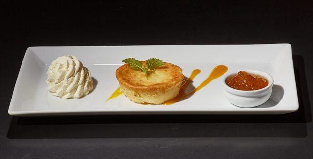 Lukewarm Cheesecake